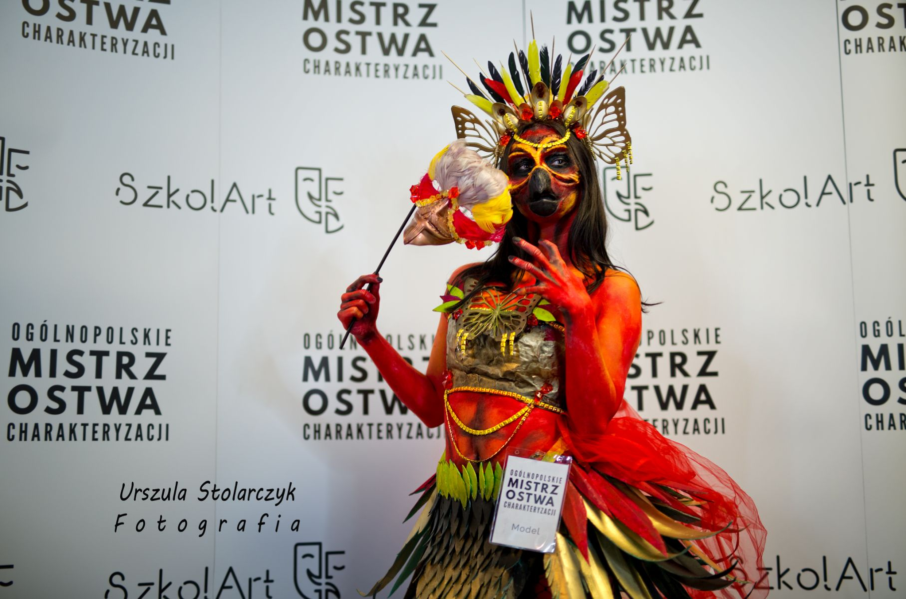 7. Ogolnopolskie Mistrzostwa Charakteryzacji -  069
