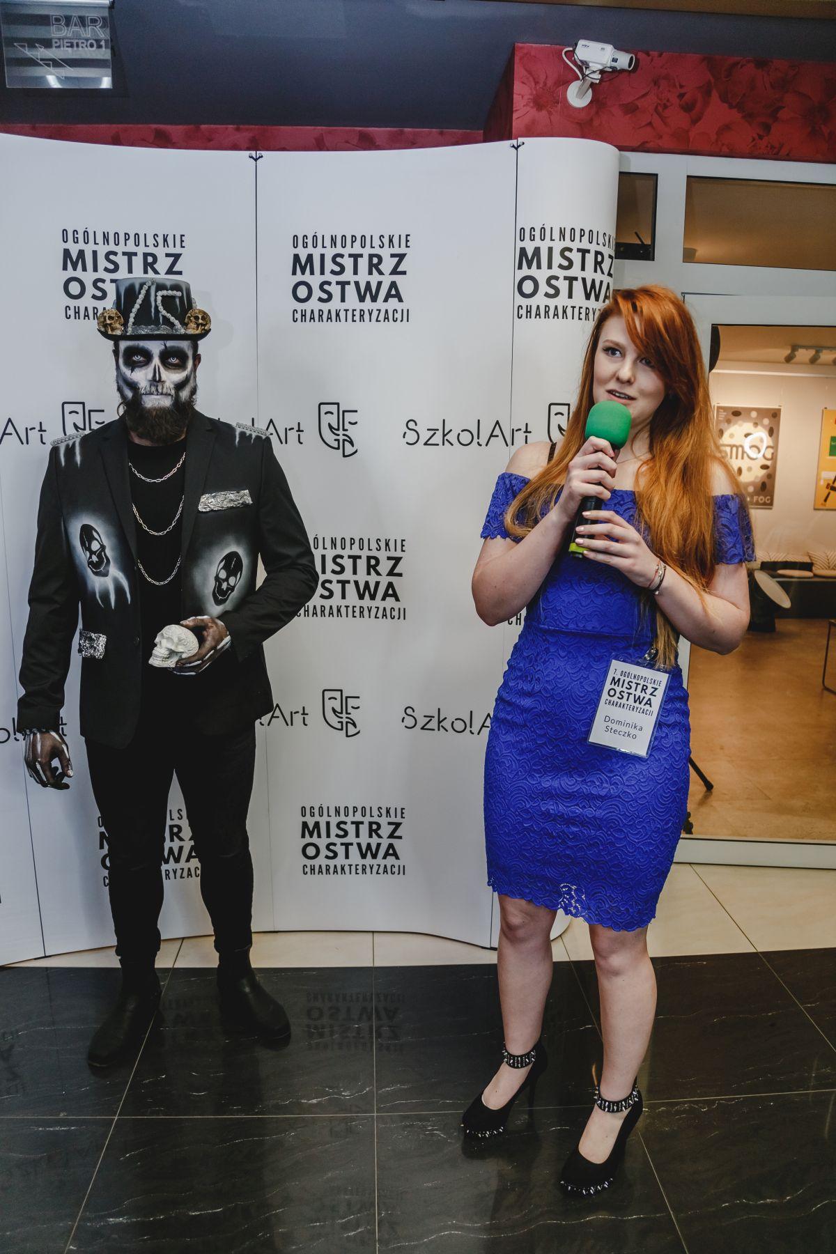 7. Ogolnopolskie Mistrzostwa Charakteryzacji -  157