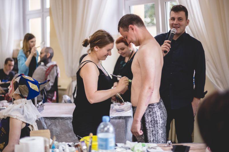 5. Ogolnopolskie Mistrzostwa Charakteryzacji