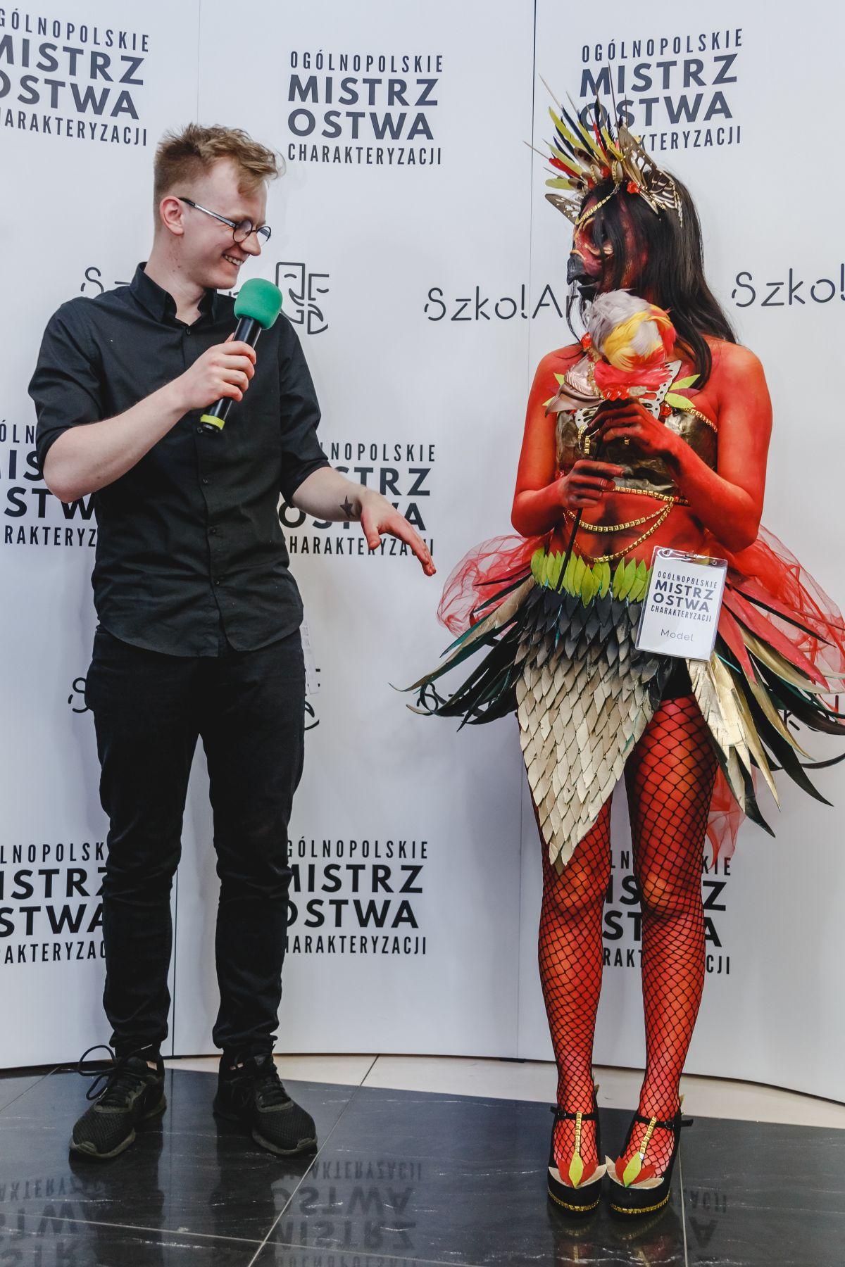 7. Ogolnopolskie Mistrzostwa Charakteryzacji -  155