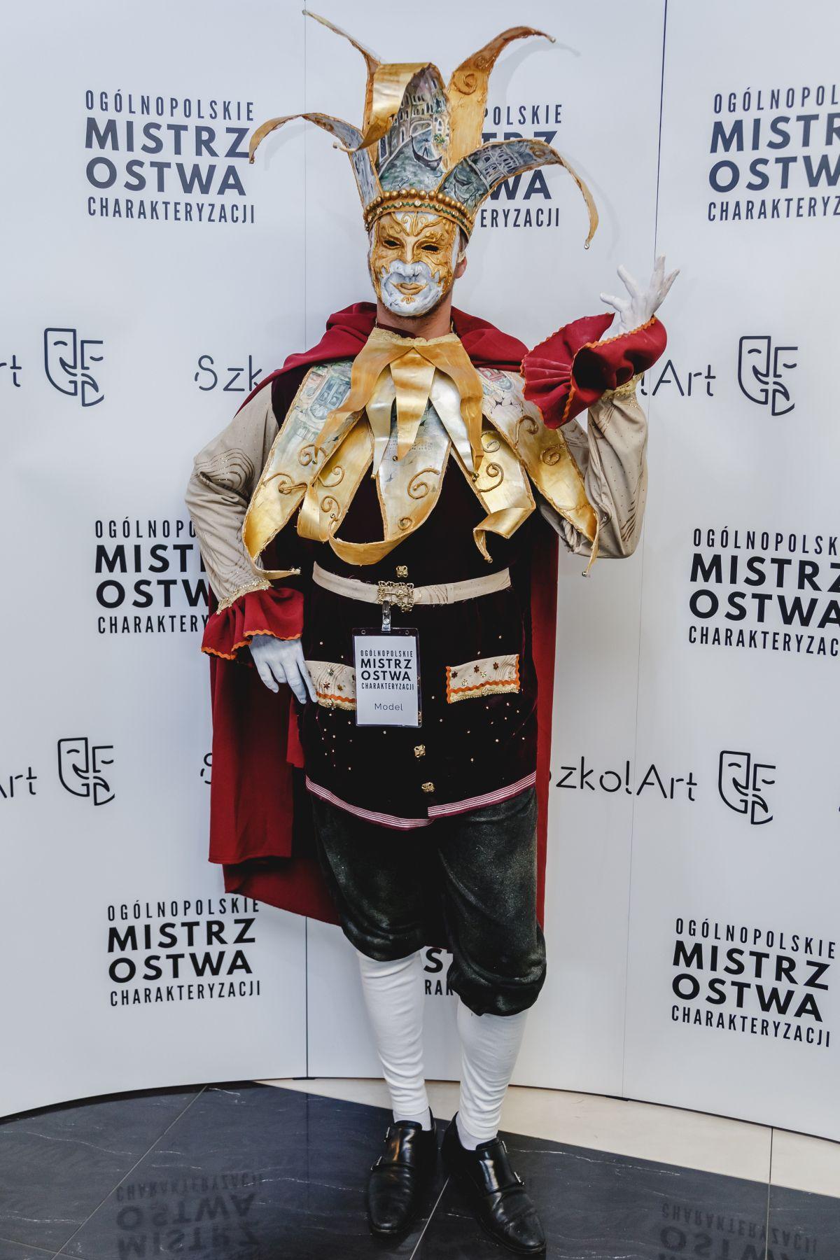7. Ogolnopolskie Mistrzostwa Charakteryzacji -  158