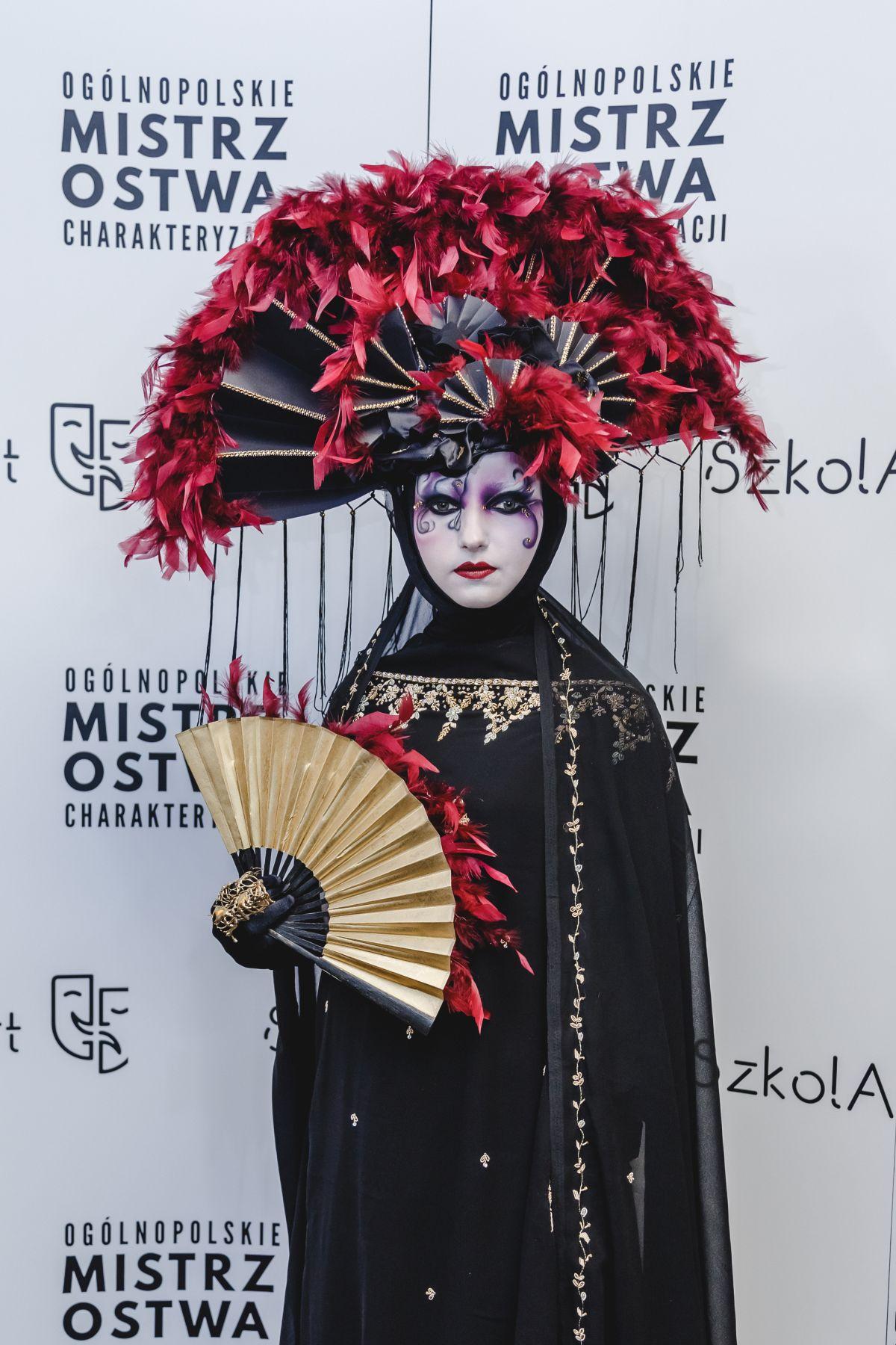 7. Ogolnopolskie Mistrzostwa Charakteryzacji -  170